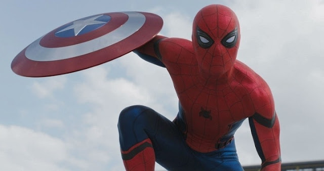Tom Holland es Spider-Man en Avengers Infinity War