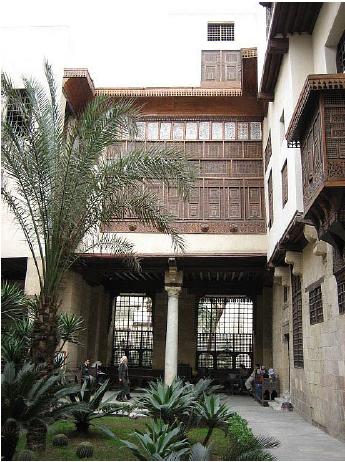 Old Muslim house