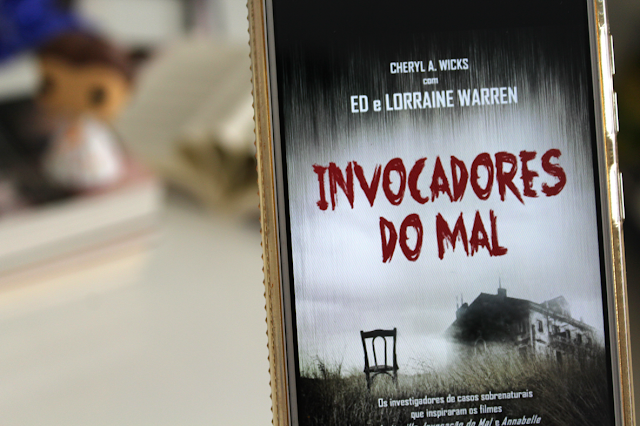 Invocadores do mal -  Cheryl A. Wicks & Ed e Lorraine Warren
