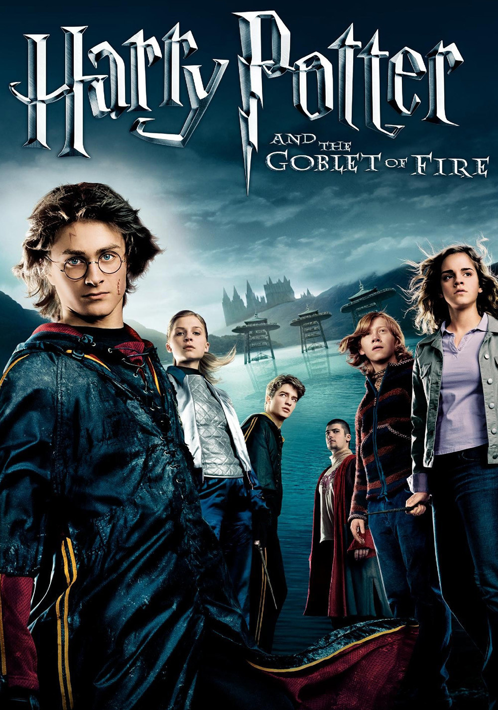 Harry Potter Book Year Released : Potter talk harry and the goblet of fire release