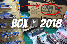 Hot Wheels LOT M / BOX M 2018 Unboxing
