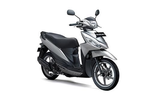 Spesifikasi, Fitur dan Harga Motor New Suzuki Address Terbaru