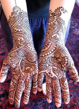 Beautiful Indian Girl Paintings Wallpaper Pakistani Mehndi Designs For Girls Latest Dulhan Mehndi