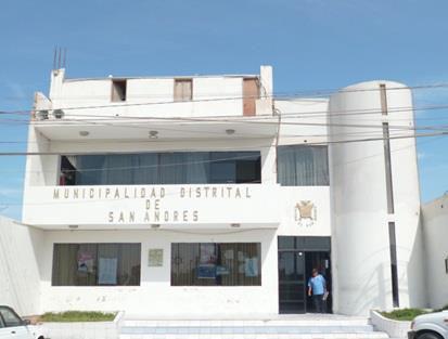 Municipalidad Distrital de San Andrés (Pisco)