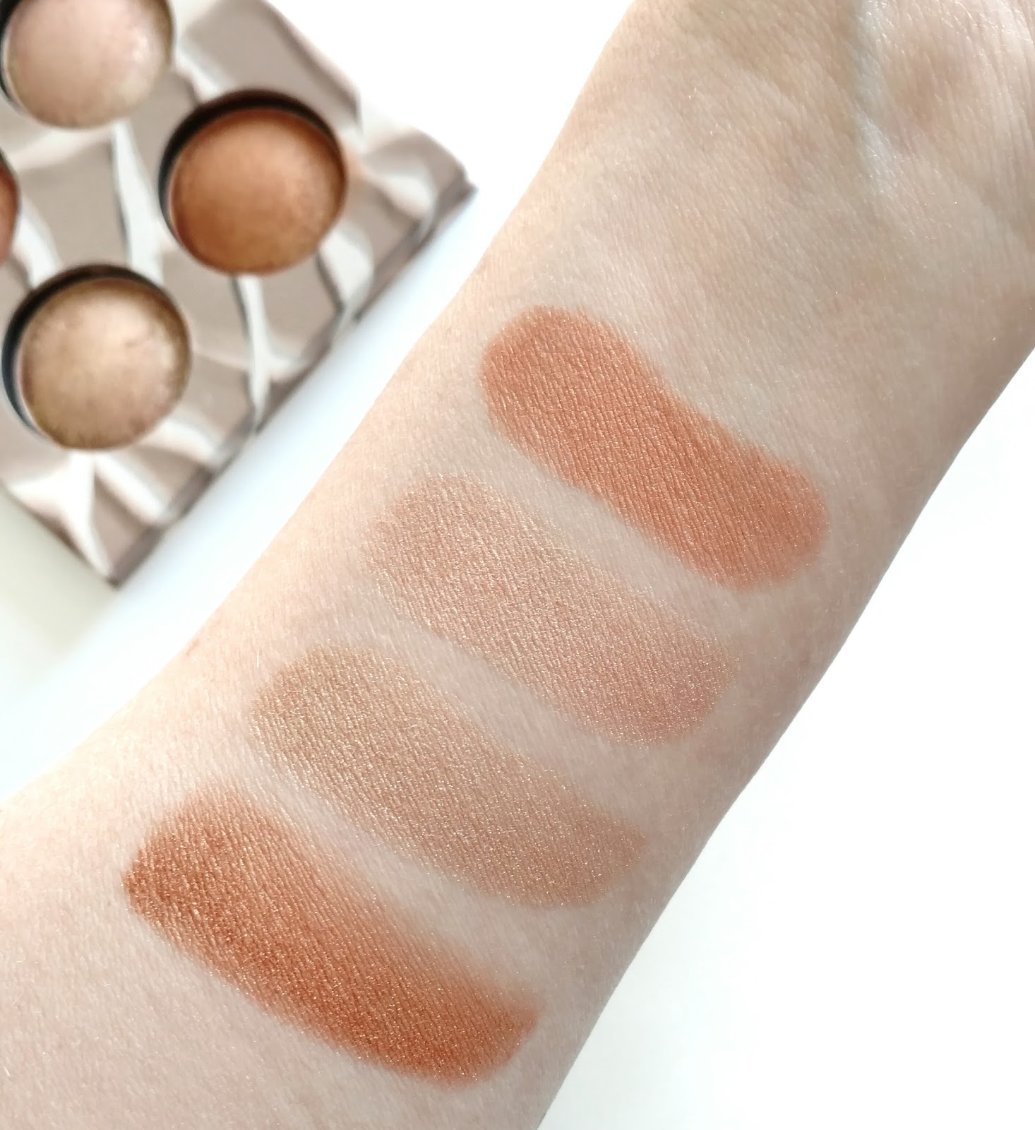 Wild & Radiant Baked Bronzing Palette by BH Cosmetics #5