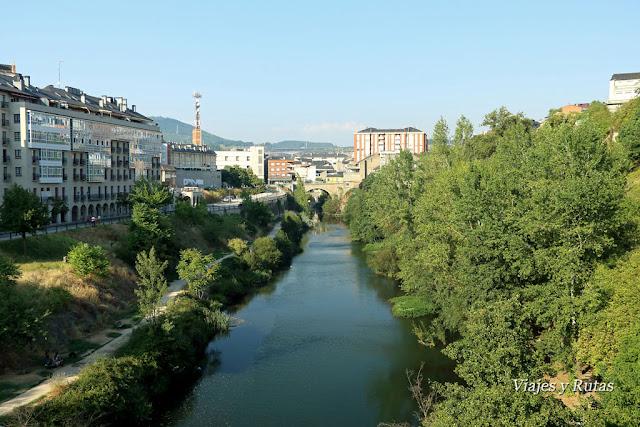 Río Sil, Ponferrada