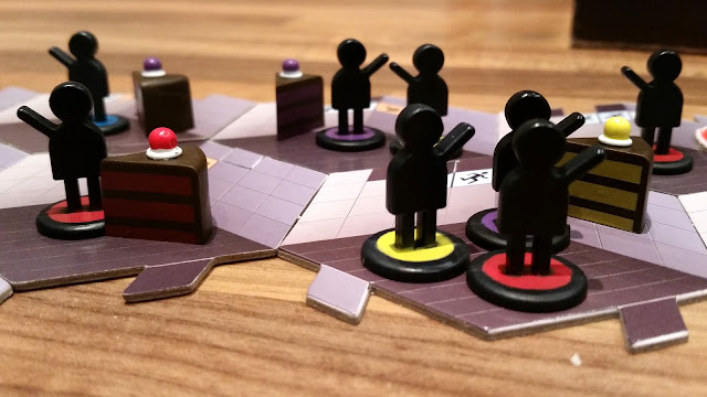 Portal boardgame review cake