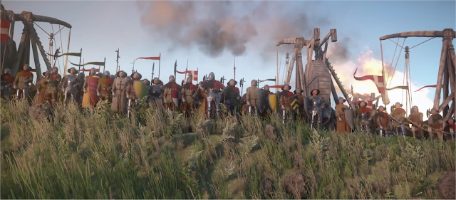 Kingdom Come Deliverance Schlacht