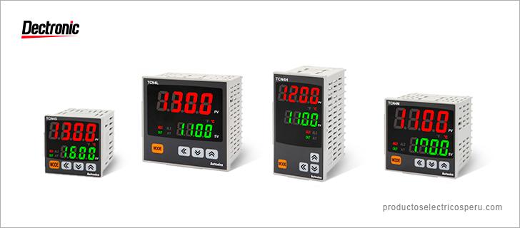 Controlador de temperatura Serie TCN - Autonics