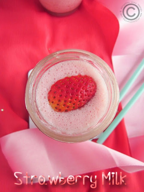 strawberry-milk-recipe