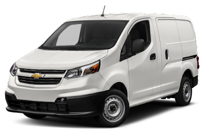 2018 Chevrolet City Express, van, family car