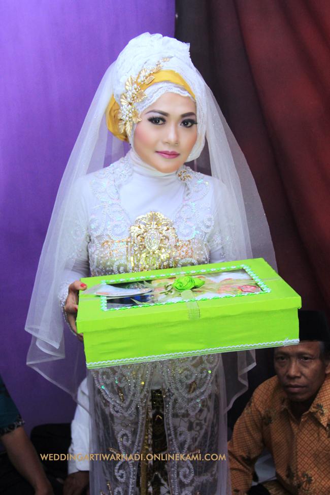 Akad Nikah / Ijab Qobul : ATRI & WARNADI : Sumpiuh, 09 Juli 2016 - Foto oleh : KLIKMG Fotografer Pernikahan
