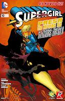 Os Novos 52! Supergirl #10