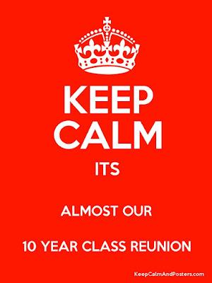 10 χρόνια Class Reunion!