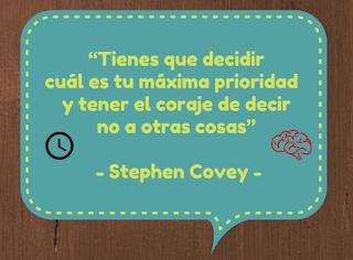 Prioridad - Covey