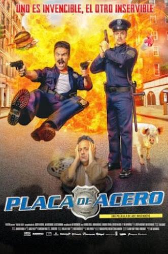 Placa de acero (2019) | DVDRip Latino HD GoogleDrive 1 Link