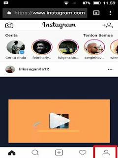 Cara Menghentikan Auto Follow Instagram 2018