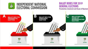 How to vote on Saturday Nigeria election with fingers