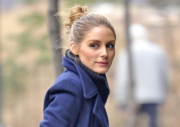 2017-01-11 オリヴィア・パレルモ(Olivia Palermo)ニューヨークにて。