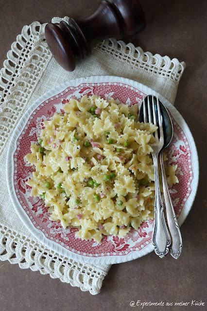 Experimente aus meiner Küche: Easypasta aus der Pfanne