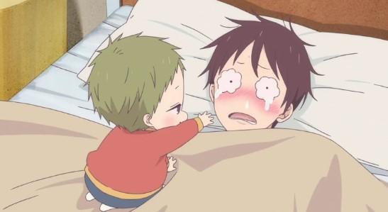 Gakuen Babysitters – Episódio 04