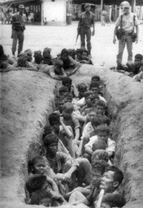 pembantaian para anggota PKI tahun 1966