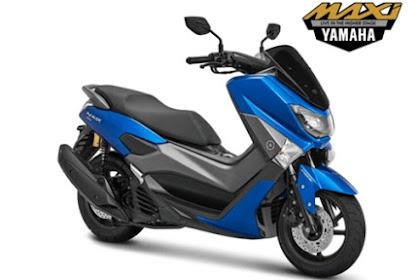 Baru Yamaha Nmax 155 ABS dan Non ABS 2018, Apa Saja yang Baru?