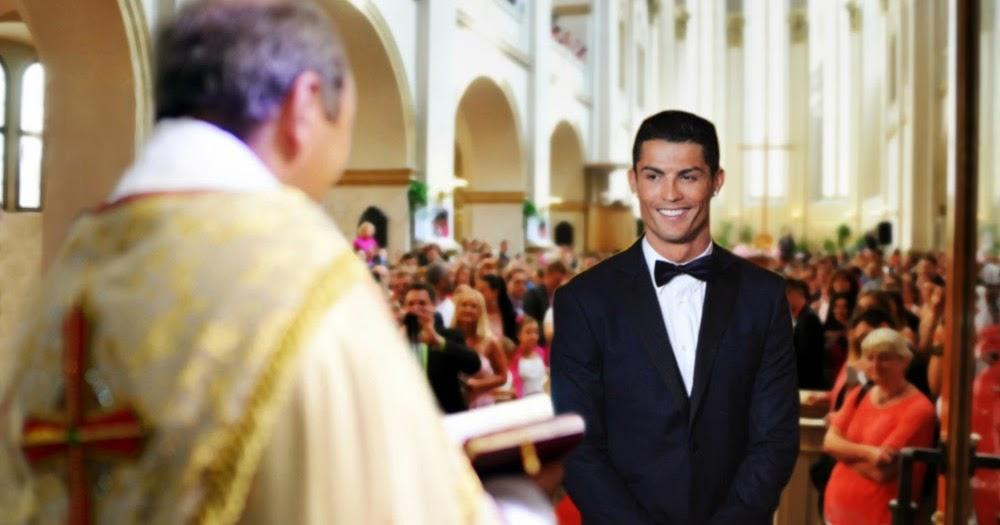 Traumhochzeit-Cristiano-Ronaldo-heiratet-sich-selbst