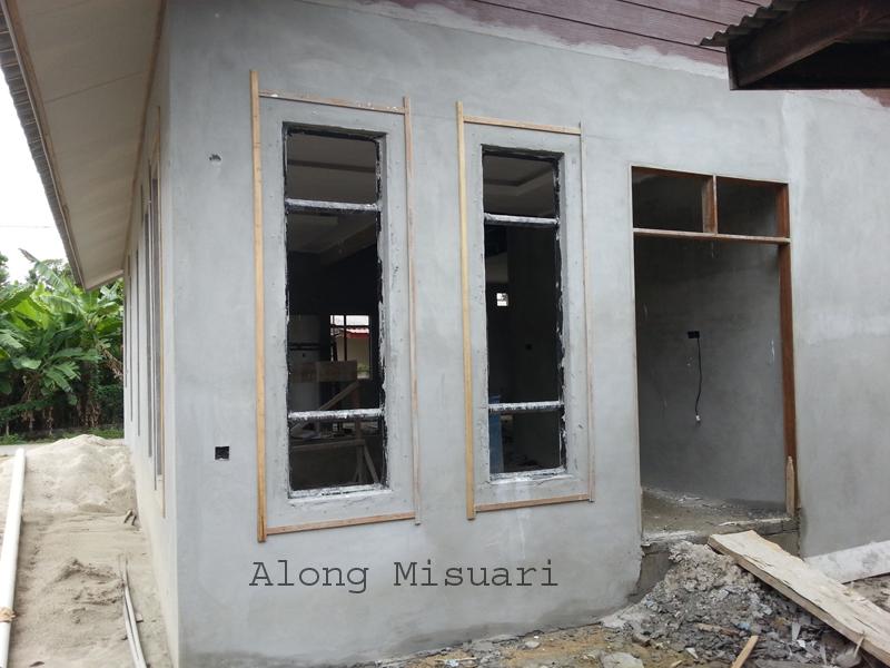 Rumah Idaman  Pemasangan Tingkap Rumah  Along Misuari