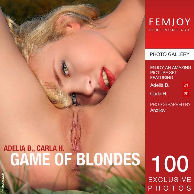 Stlumjod 2014-06-13 Carla H & Adelia B - Game of Blondes 07110