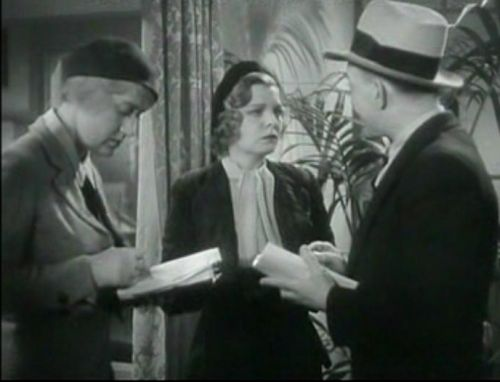 Mayo Methot in The Case of the Curious Bride