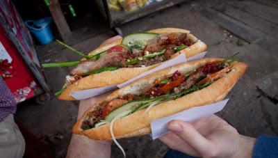Các quán bánh mì Việt nổi tiếng được thực khách nước ngoài ca ngợi