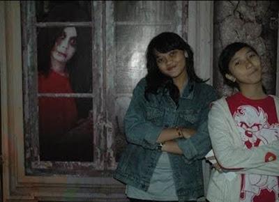 Penampakan Hantu Nyata di Indonesia