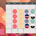 Programação de Julho - Calendário