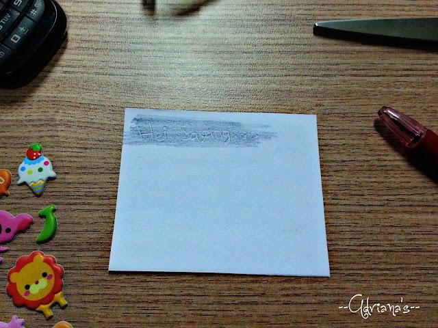 Hadiah Surat Rahasia Untuk Suami