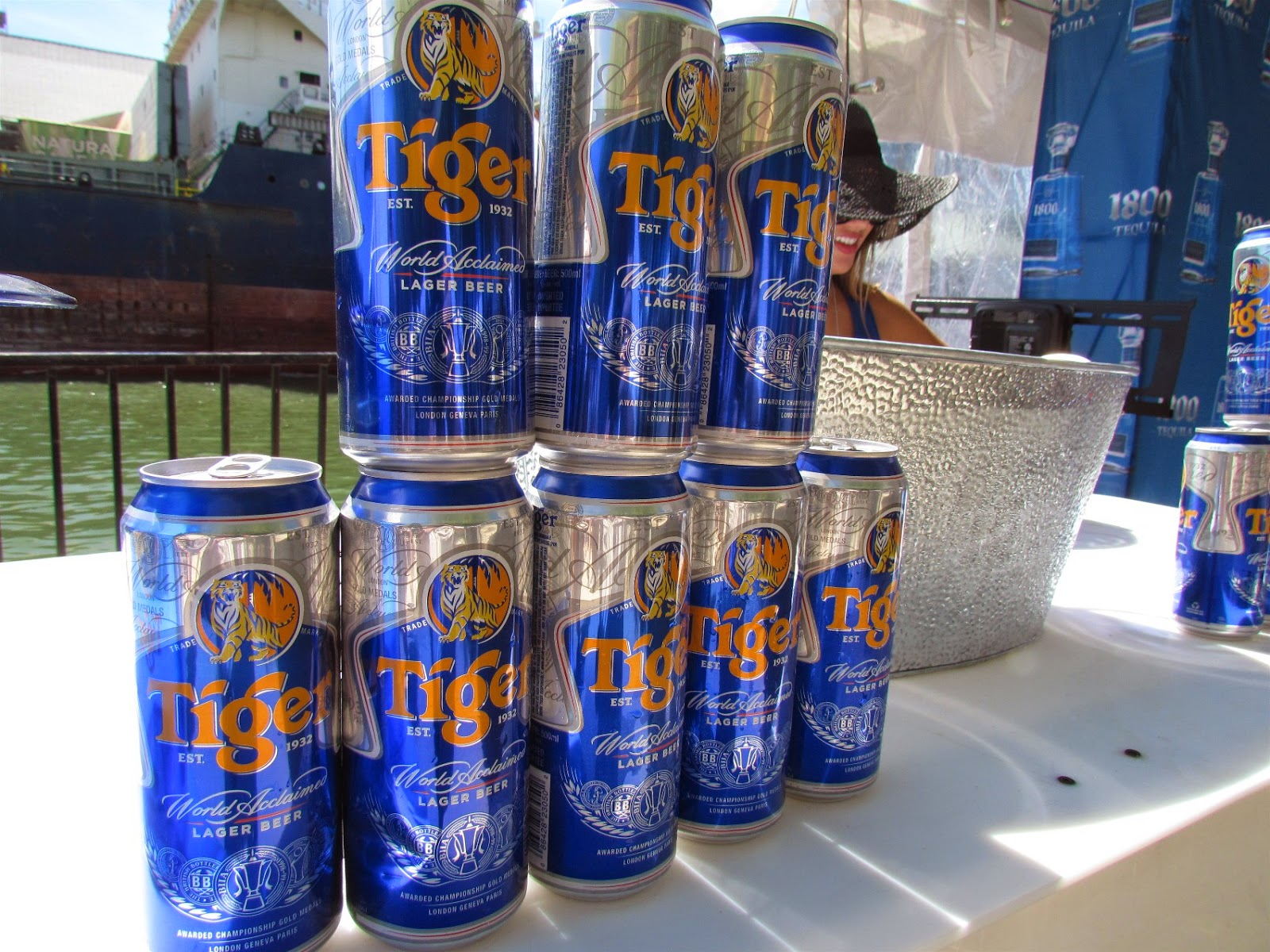 The World of Gord: Beer of the Week - Tiger Beer