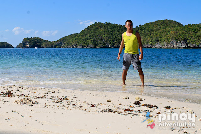 Hundred Islands Tour Itinerary Alaminos Pangasinan