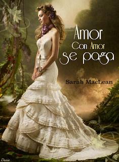 Resultado de imagen de amor con amor se paga sarah maclean