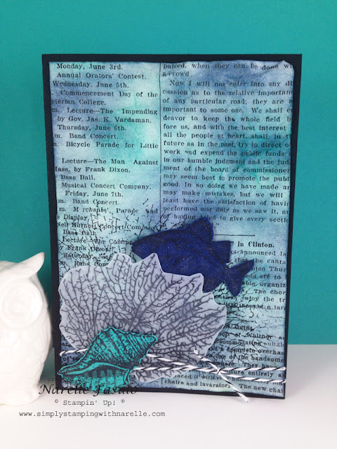 By The Tide - Narelle Fasulo - Simply Stamping with Narelle - Retiring List - available here - http://www3.stampinup.com/ECWeb/ItemList.aspx?categoryid=120700&dbwsdemoid=4008228