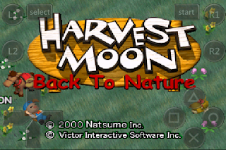 Harvest Moon : Back To Nature Bahasa Indonesia Untuk Android