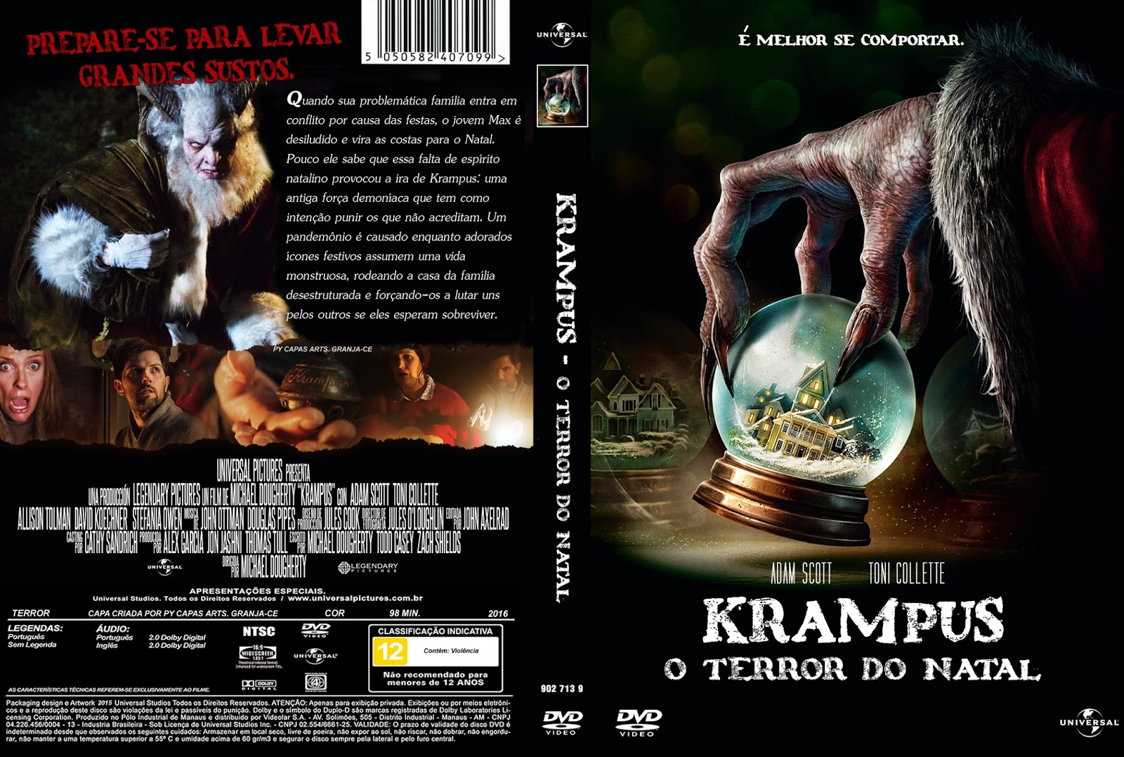 Krampus O Terror do Natal BDRip XviD Dual Áudio Krampus 2BO 2BTerror 2Bdo 2BNatal 2B  2BXANDAODOWNLOAD