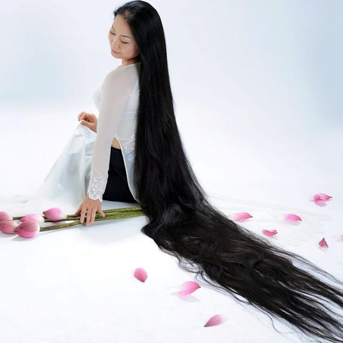طريقة لتطويل الشعر في يوم بسرعة فائقة