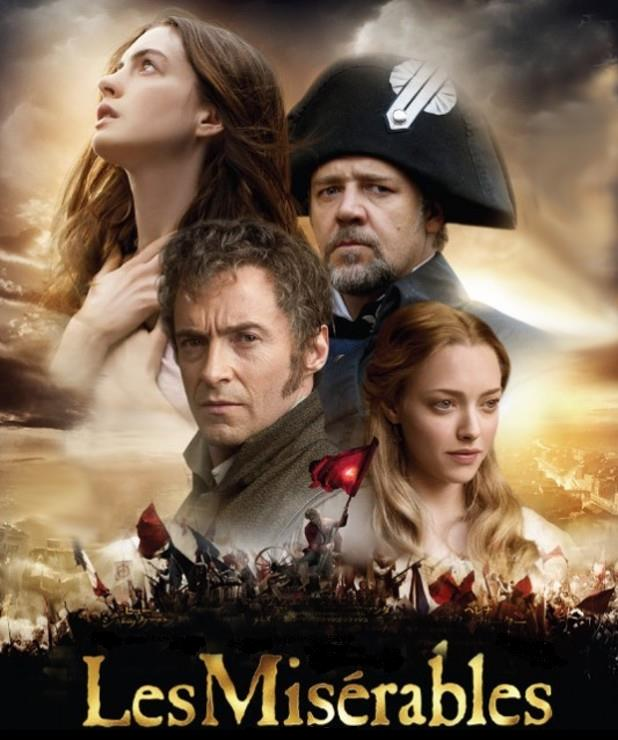 The Art Of Uni S Musical Movie Review Les Miserables Less Revolutionary More Miserable