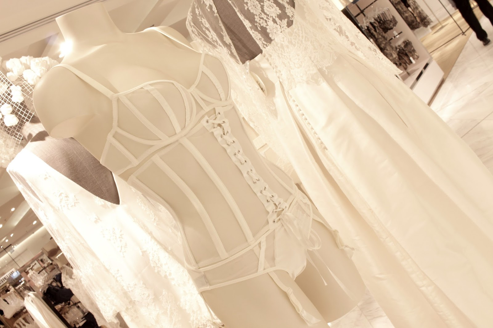 Wedding Printemps Haussmann