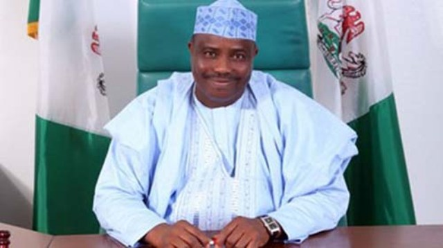 Sokoto State Governor, Aminu Tambuwal: wants America to intervene in next week's election