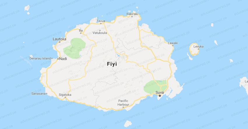TERREMOTO en FIYI de Magnitud 8.2 y Alerta de Tsunami (Hoy Sábado 18 Agosto 2018) Sismo Temblor EPICENTRO - Fiji - Suva - USGS