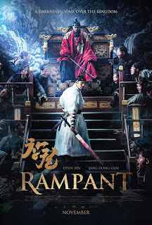 Rampant – review