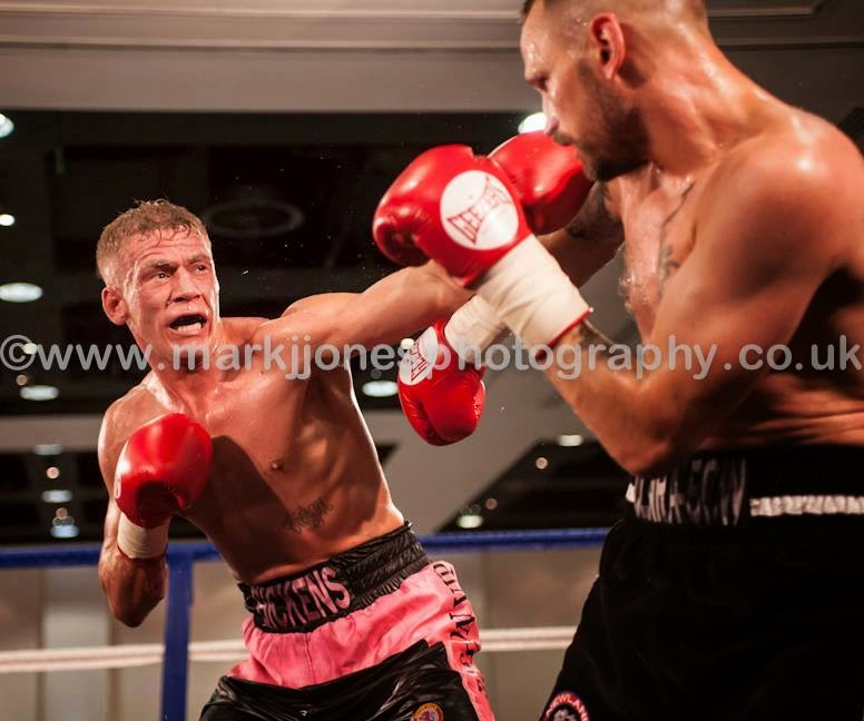 Geezers Boxing: July 2014