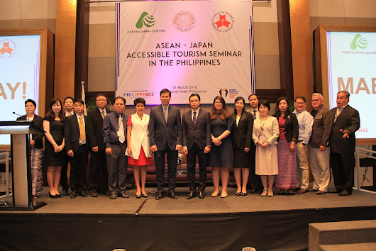 PWD'S FOCAL POINT IN ASEAN TOURISM SEMINAR