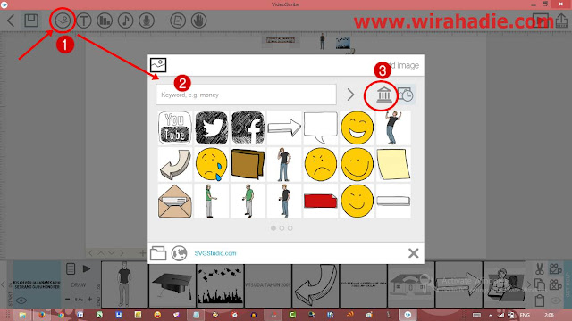 Tutorial Video Scribe